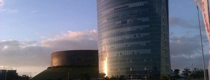 Sentul International Convention Center (SICC) is one of Nanda's All Favorite♥♚.