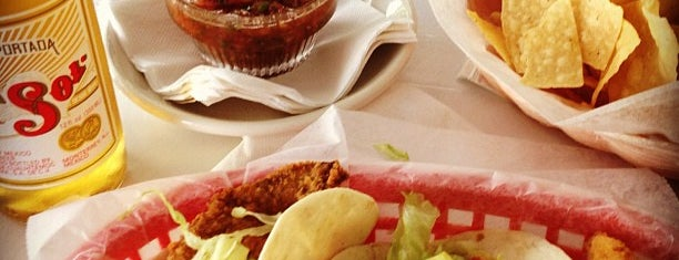 Taqueria del Sol is one of The 15 Best Places for Tacos in Atlanta.