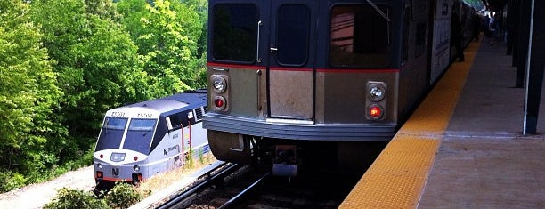 PATCO/NJ Transit: Lindenwold Station is one of Favourite Places.