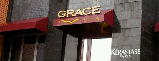 Gracespa is one of Услуги.