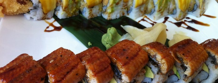 Sushi Maki Brickell is one of Great Restaurants in Brickell.