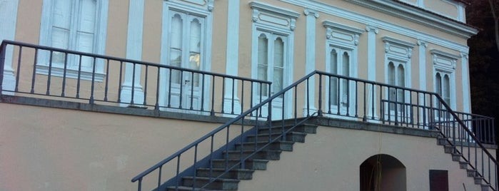 Casa do Barão de Mauá is one of Petrópolis RJ.