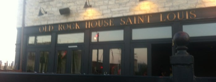 Old Rock House is one of Venues.
