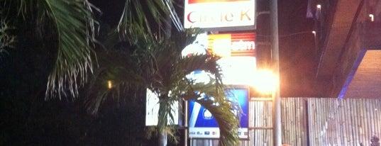 Circle K is one of wi-fi Zone Denpasar.