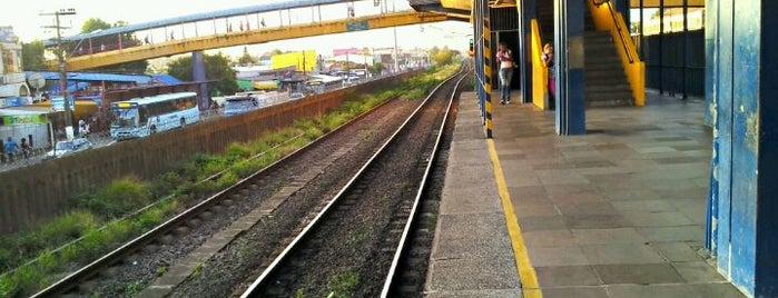 Estação Niterói (Trensurb) is one of Estações Trensurb.