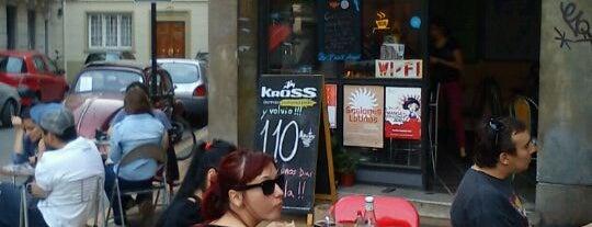 Café 202 is one of Stgo foods.