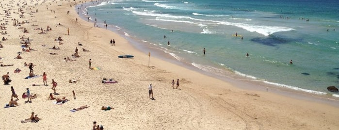 Bondi Beach is one of Harbour City Badge.