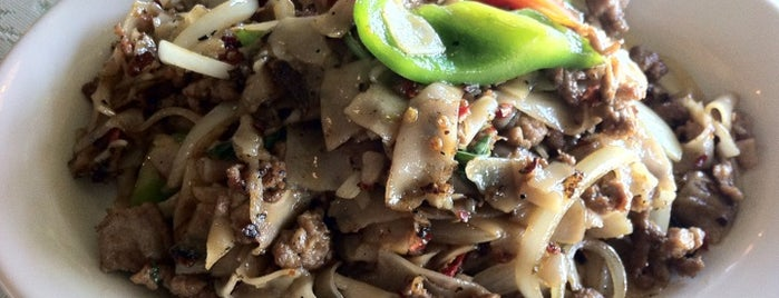 Eastern Classic Thai Cuisine is one of Pad Kee Mao in the IE - Who Does It Best.