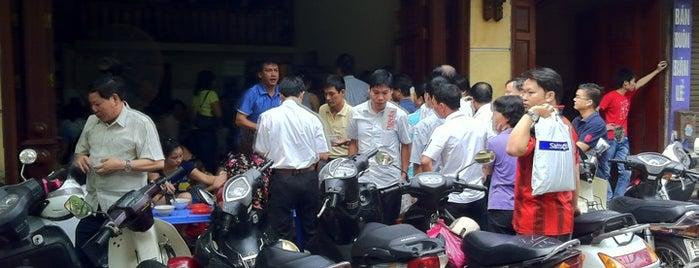 Phở Gia Truyền Bát Đàn is one of ăn uống Hn.