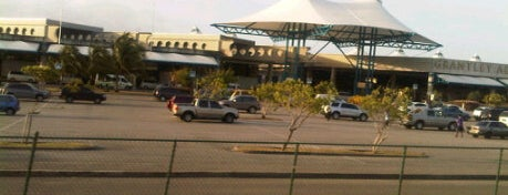 Grantley Adams International Airport (BGI) is one of Other Airports.
