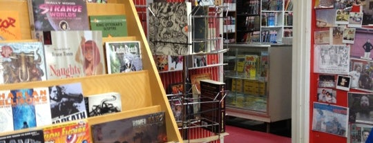 Southern California Comics is one of The 15 Best Bookstores in San Diego.