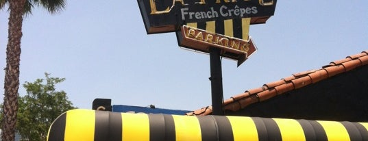 La Frite Cafe is one of favorites / los angeles *old*.