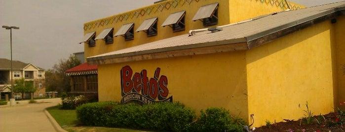 Beto S Mexican Restaurant Grand Prairie Tx