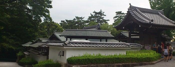 岡崎城二の丸能楽堂 is one of グレート家康公「葵」武将隊.