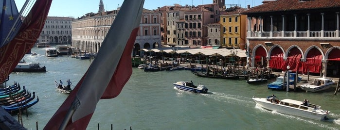 Ca' Sagredo Hotel Venice is one of Hotels Round The World.
