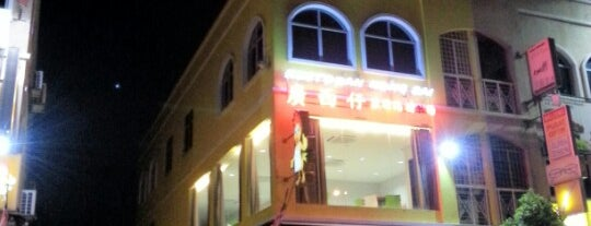 Restoran Kong Sai (廣西仔) is one of Must try food in Puchong.