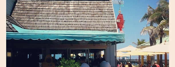 Aruba Beach Cafe is one of Beyond Eats!.