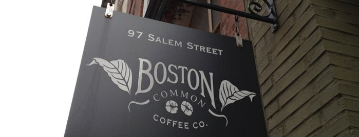 Boston Common Coffee Company is one of Boston.