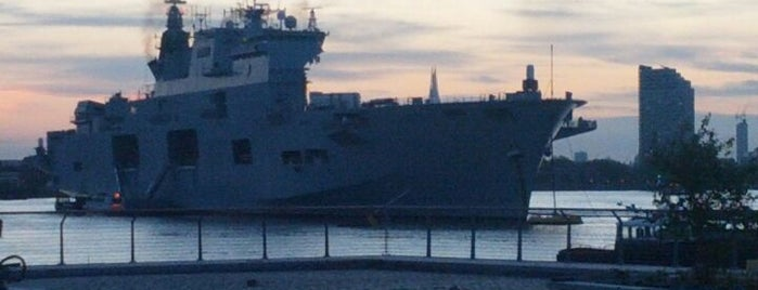 Hms Ocean is one of London tour.