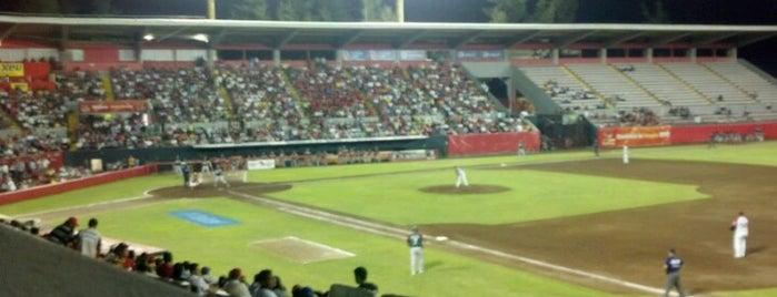Estadio Beto Ávila is one of Top 10 favorites places in Veracruz, Mexico.