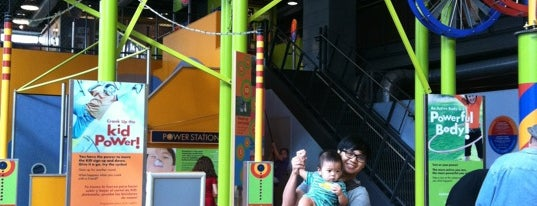 Boston Children's Museum is one of Aquariums, Museums and Zoos in Boston.