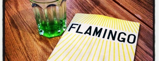 Flamingo is one of Some good spots in Bx..