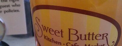 Sweet Butter Kitchen is one of LA eats.