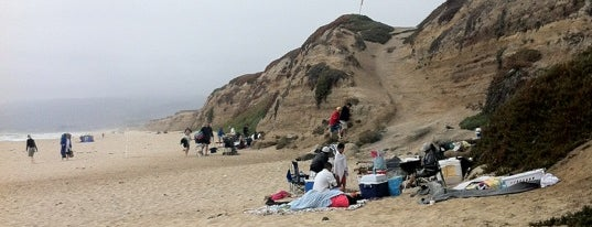Half Moon Bay State Beach is one of The 50 Most Popular Beaches in the U.S..