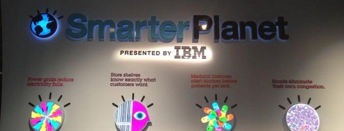 SmarterPlanet is one of Walt Disney World - Epcot.