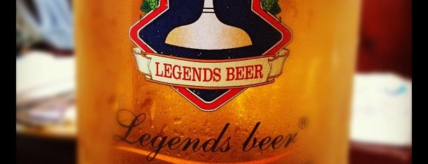 Legend Beer is one of My Favorite.