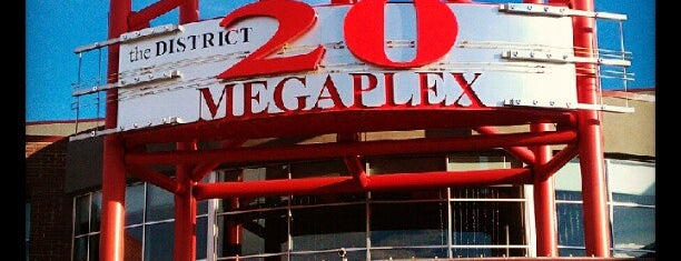 Megaplex 20 is one of Rise & Shine Film Screening Locations.
