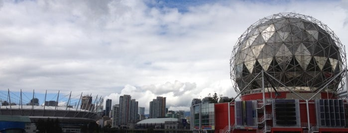 Science World at TELUS World of Science is one of เที่ยว Vancouver, Canada.