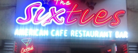 The Sixties Diner is one of Berlin.