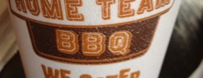 Home Team BBQ is one of Best of Chucktown: Food.