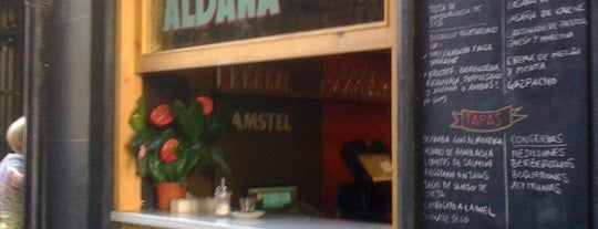 Jonny Aldana Bar is one of Tapeo en Barcelona.