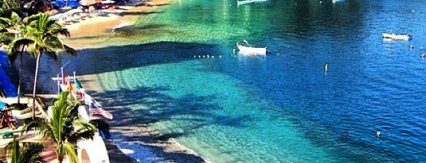 Playa de Mismaloya is one of vallarta.