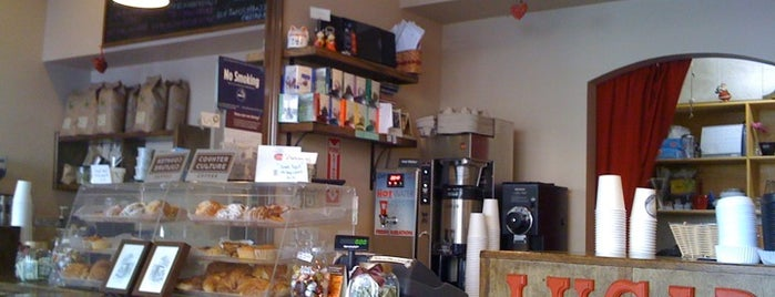 Lucid Cafe is one of NY Espresso.