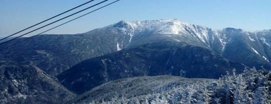 Cannon Mountain Ski Area is one of MOUNTAINS.