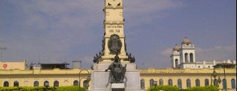 Plaza Libertad is one of San Salvador #4sqCities.