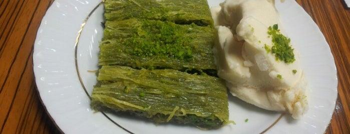 Şanlı Miroğlu Kadayıf & Billuriye is one of Şanlıurfa Gastro.