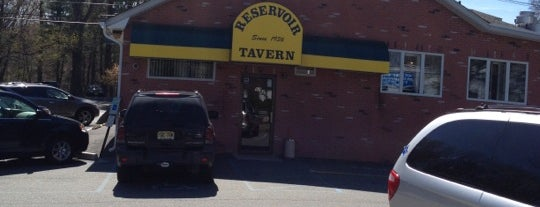 Reservoir Tavern is one of NJ's Best Pizza.