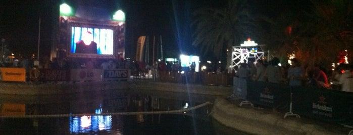 Barasti Beach is one of Dubai's All Time Favorite Sport Bars.