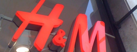 H&M is one of BCN 2012.