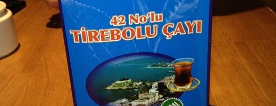 Çaykur Çay Evi is one of BORDO MAVİ MEKANLAR.