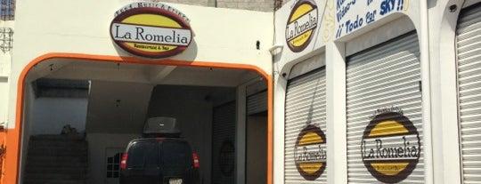 La Romelia is one of EIC-sippar.
