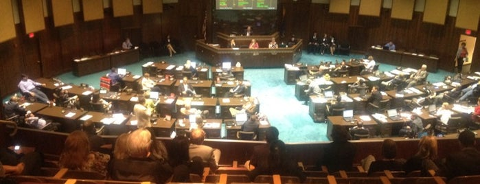 Arizona House of Representatives is one of Landmarks of Interest for J-Students.