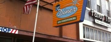 The Diner is one of Norman's Sooner Sampler.