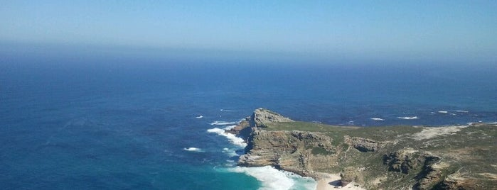Cape Point Lighthouse is one of South Africa.