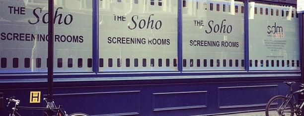 Soho Screening Rooms is one of London Screening Rooms.
