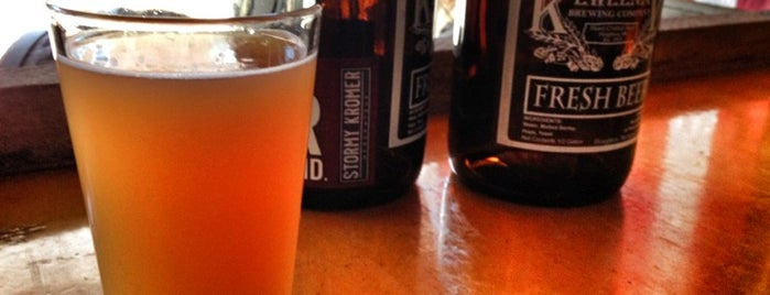 Keweenaw Brewing Company is one of Michigan Breweries.